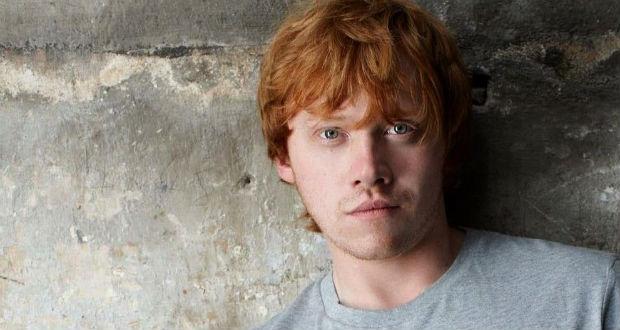 Rupert Grint (Rony Weasley)