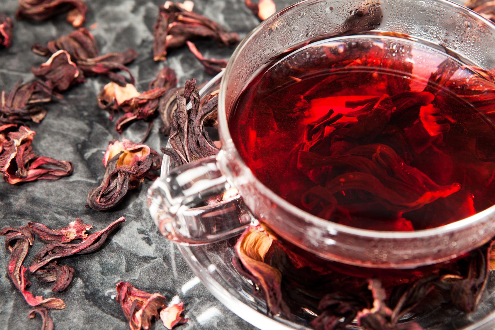 Chá + Saquê