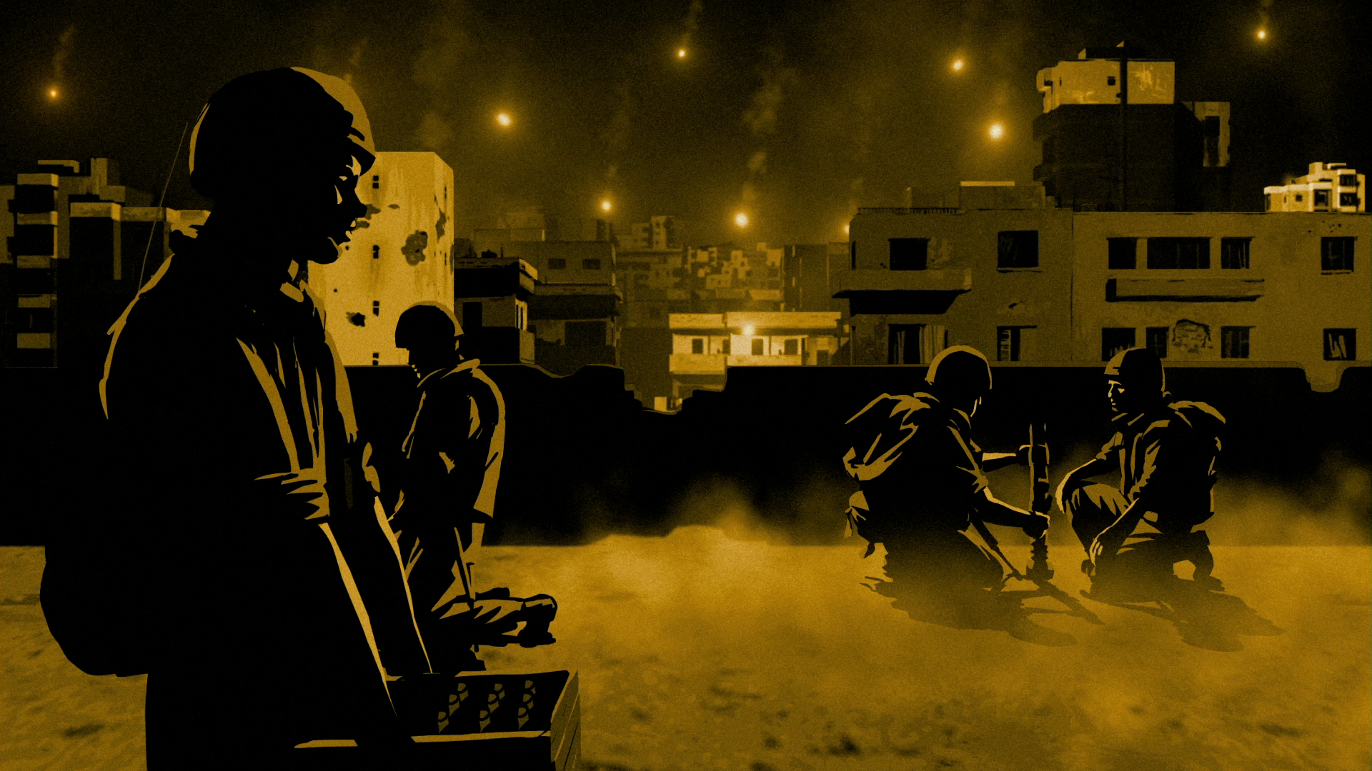 Valsa com Bashir (Israel)