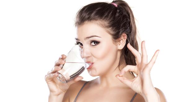 Aumentar o consumo de água