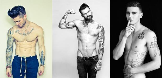 Tatuagens Masculinas nos Braços
