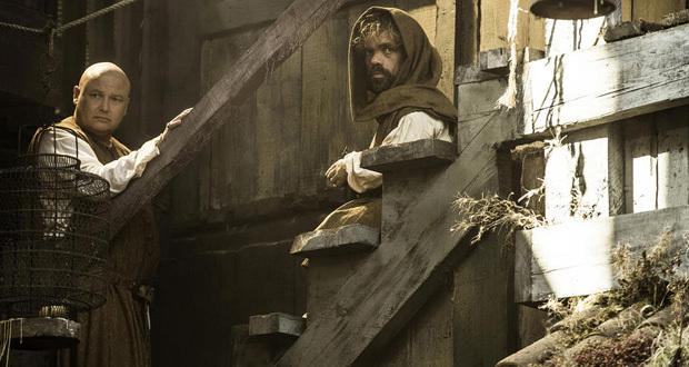 Tyrion e Essos