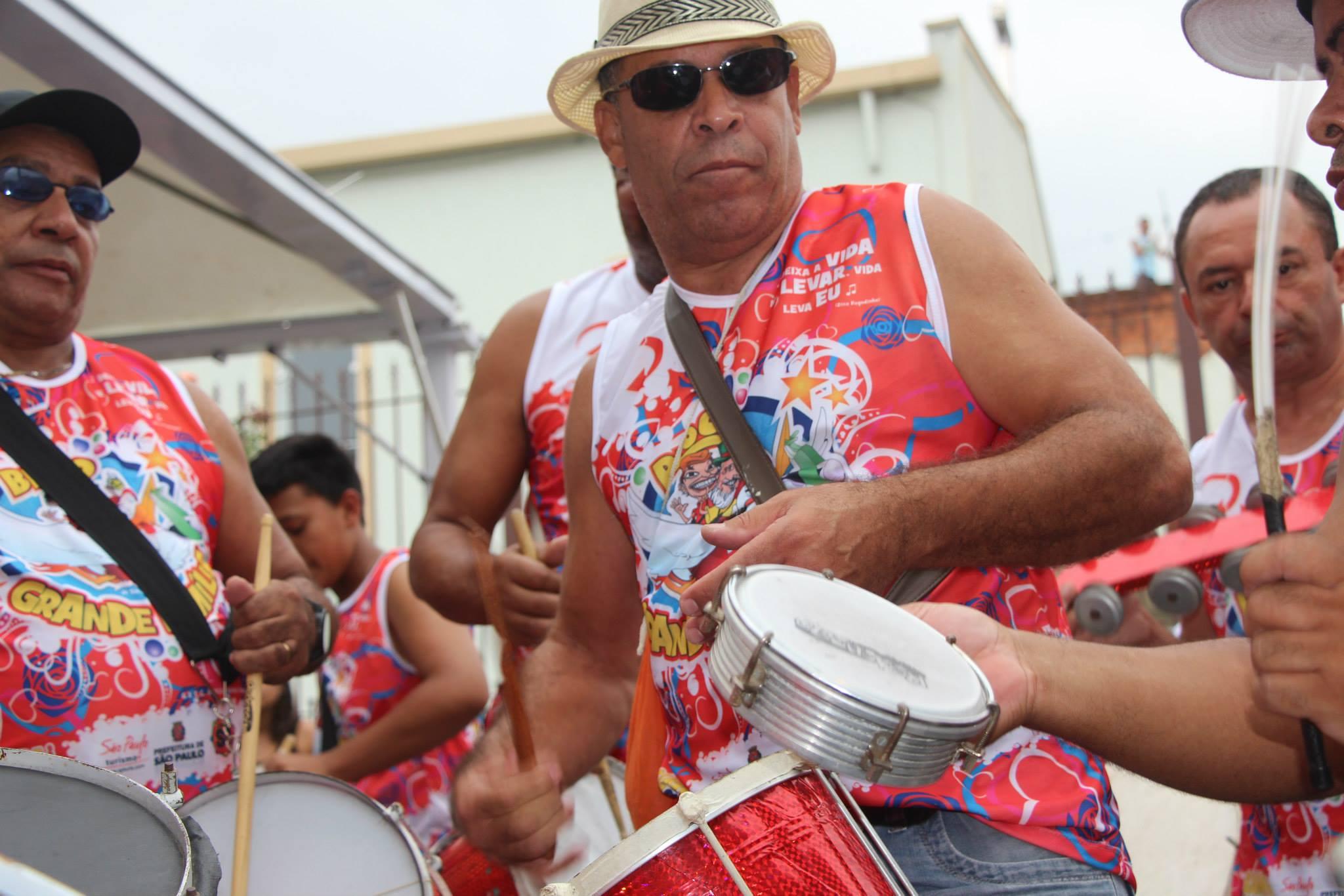 Bares (antigo): Bloco Grande Família 2016
