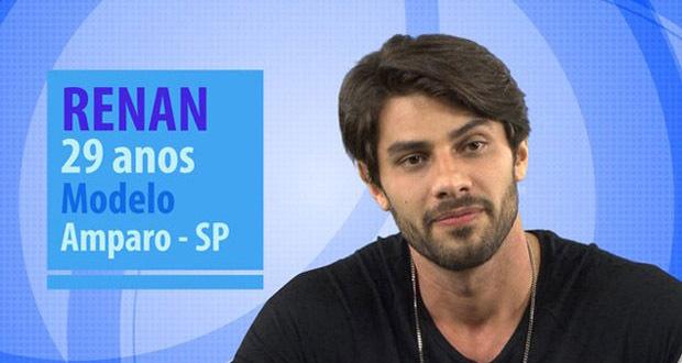 Particioante BBB 16 - Renan