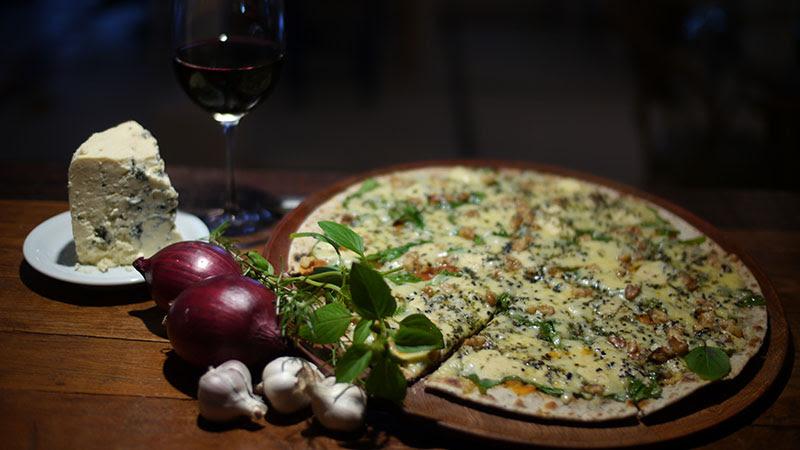 Restaurantes: Mística Pizza