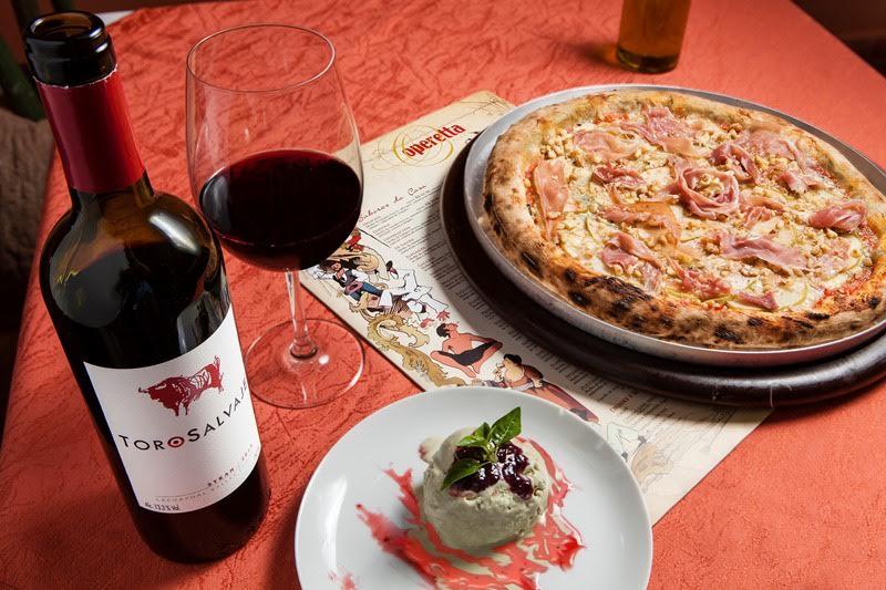 Restaurantes: Pizzaria Operetta - Moema
