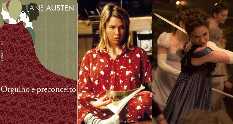Livro: Orgulho e Preconceito (Jane Austen)