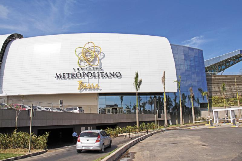 Shopping Metropolitano Barra