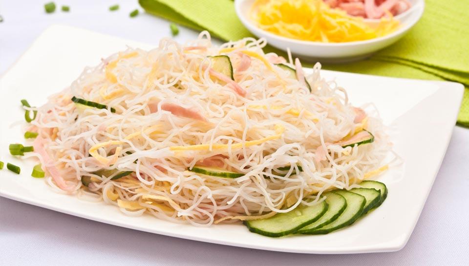 Salada Oriental de Bifum