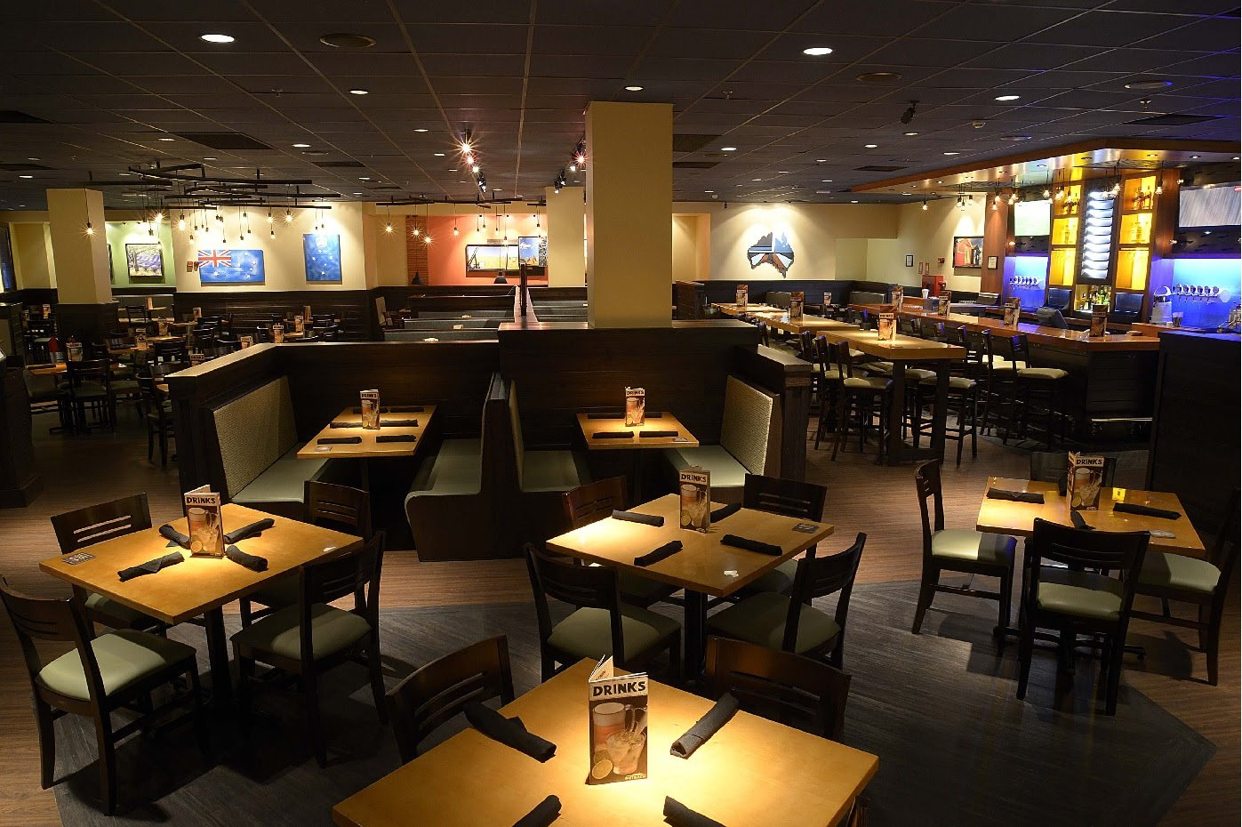 Outback Steakhouse - Shopping SP Market