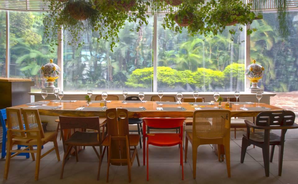 Santinho - Museu da Casa Brasileira