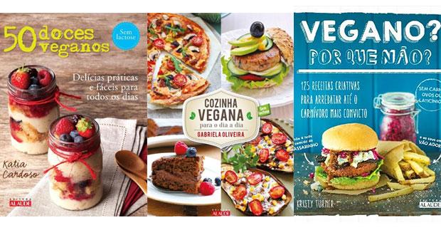 5 livros veganos imperdíveis!