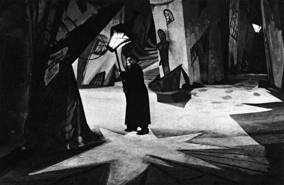 1. O Gabinete do Dr. Caligari (1920)