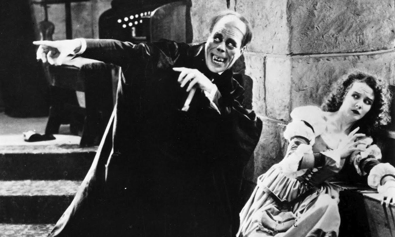 3. O Fantasma da Ópera (1925)