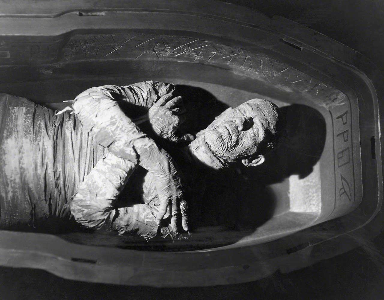 6. A Múmia (1932)