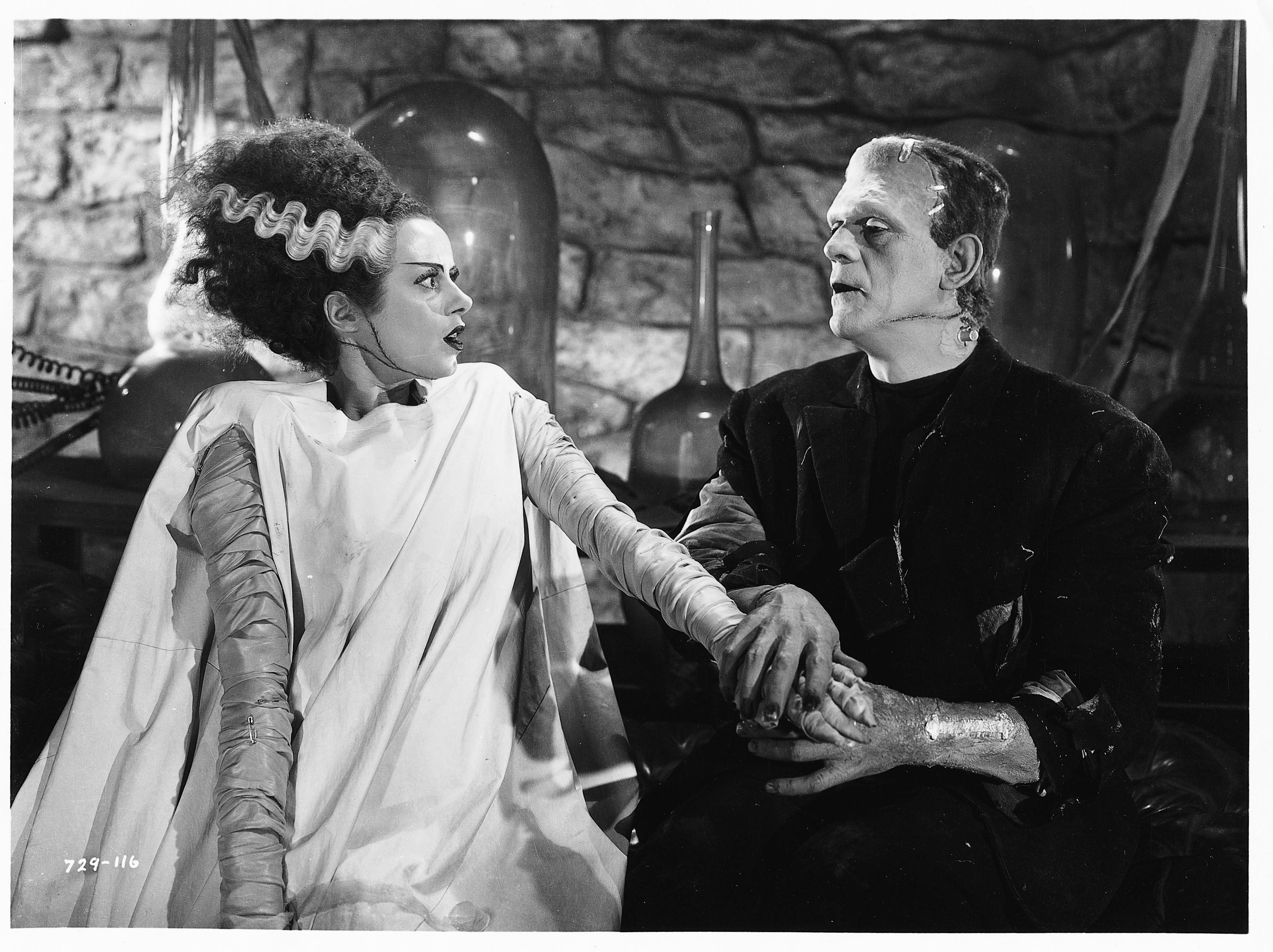 9. A Noiva de Frankenstein (1935)
