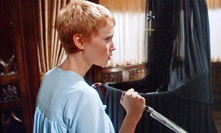 16. O Bebê de Rosemary (1968)