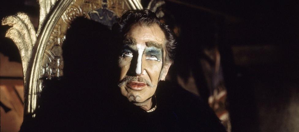 19. As 7 Máscaras da Morte (1973)