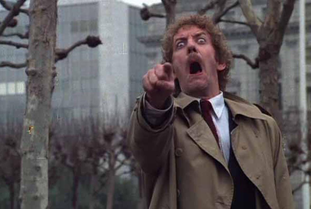 27. Os Invasores de Corpos (1978)