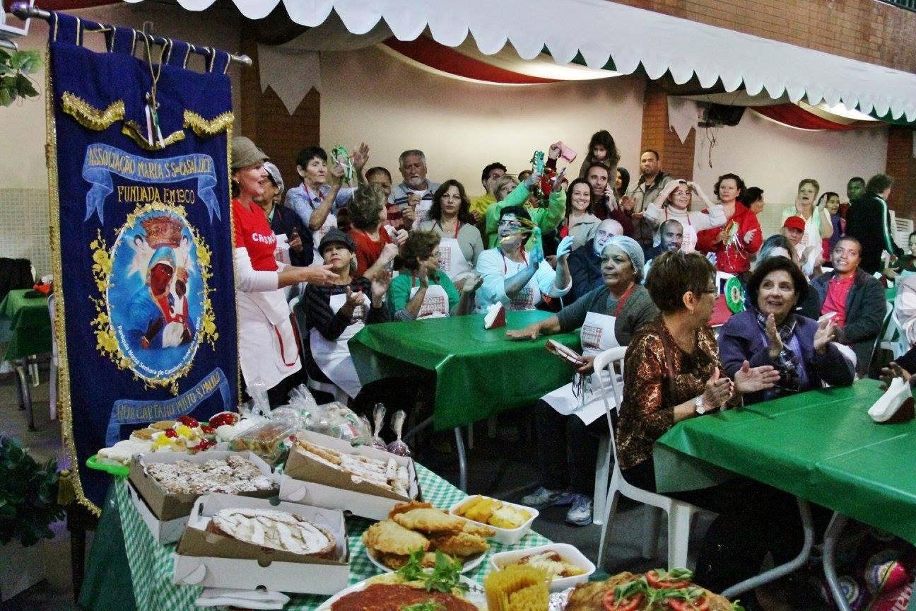 Na Cidade: Festa da Paróquia de Nossa Senhora de Casaluce