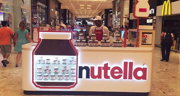 Nutella Point - Shopping Center Norte