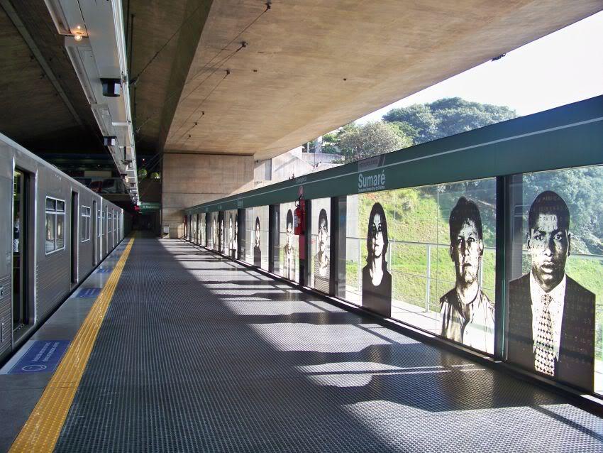 Na Cidade: Estação Sumaré