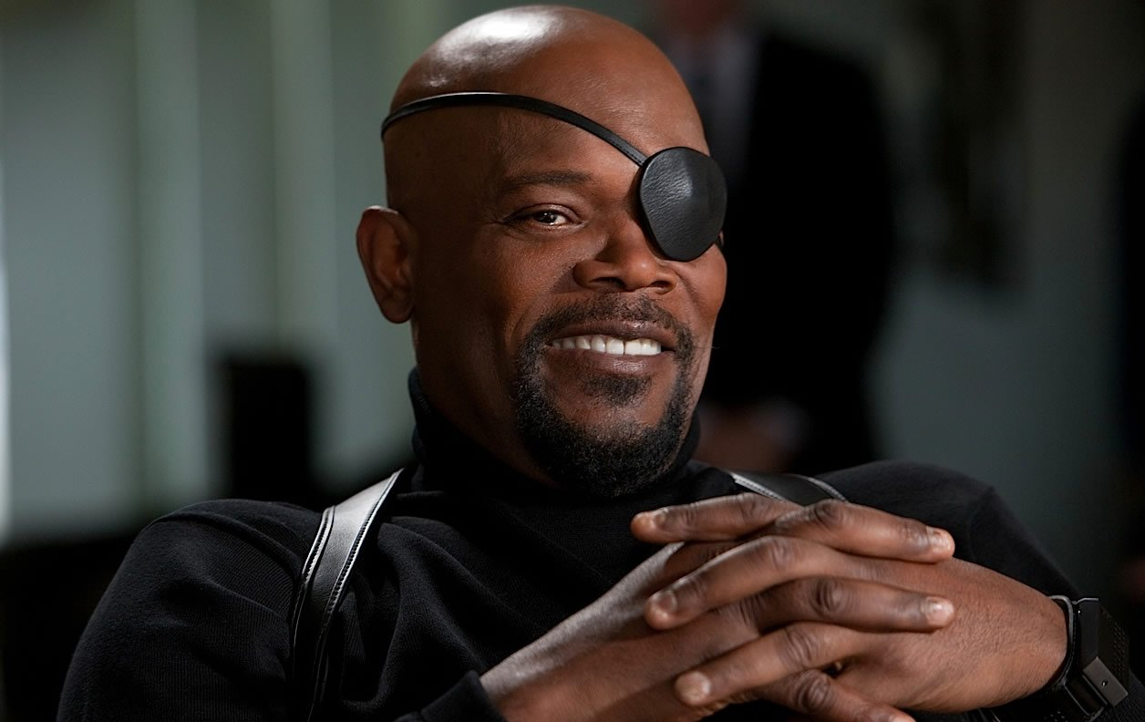 Nick Fury – Universo Cinematográfico Marvel