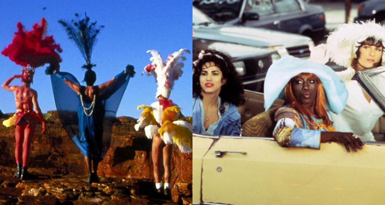 Priscilla, A Rainha do Deserto (1994) + Para Wong Foo, Obrigada Por Tudo! Julie Newmar (1995)