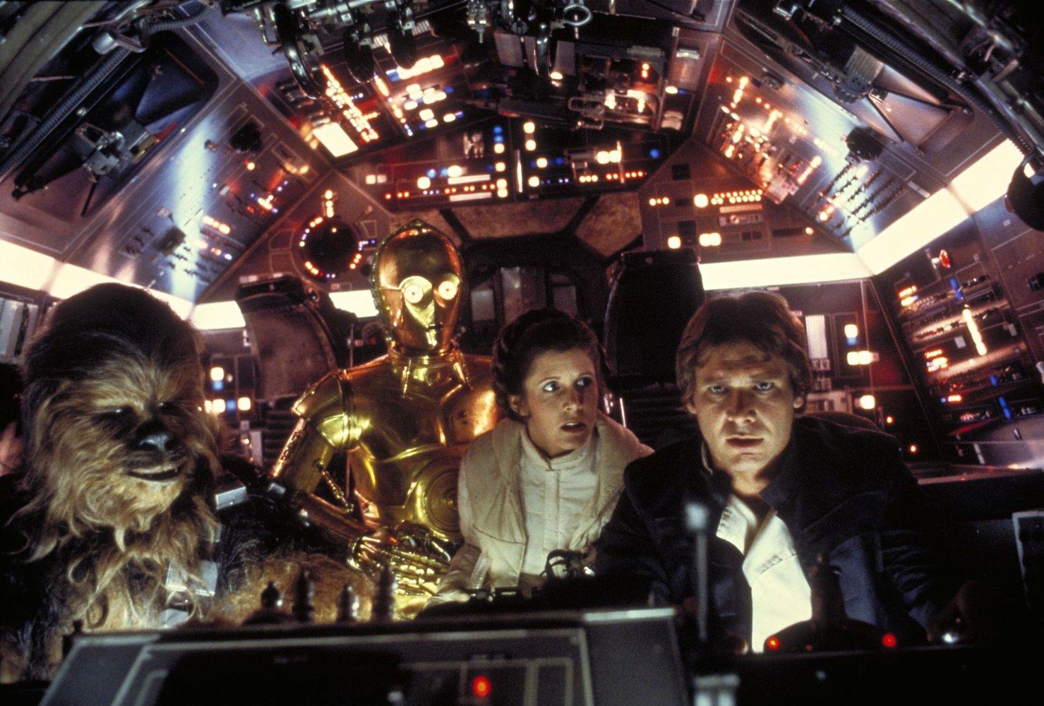 Guerra nas Estrelas – O Império Contra-Ataca (1980)