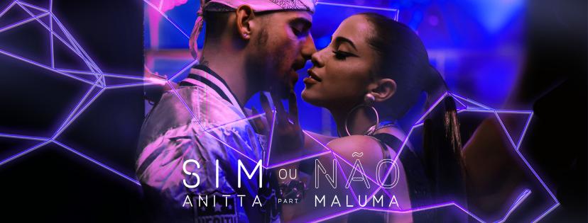 """Música: Anitta lança clipe de """"Sim ou Não"""""""