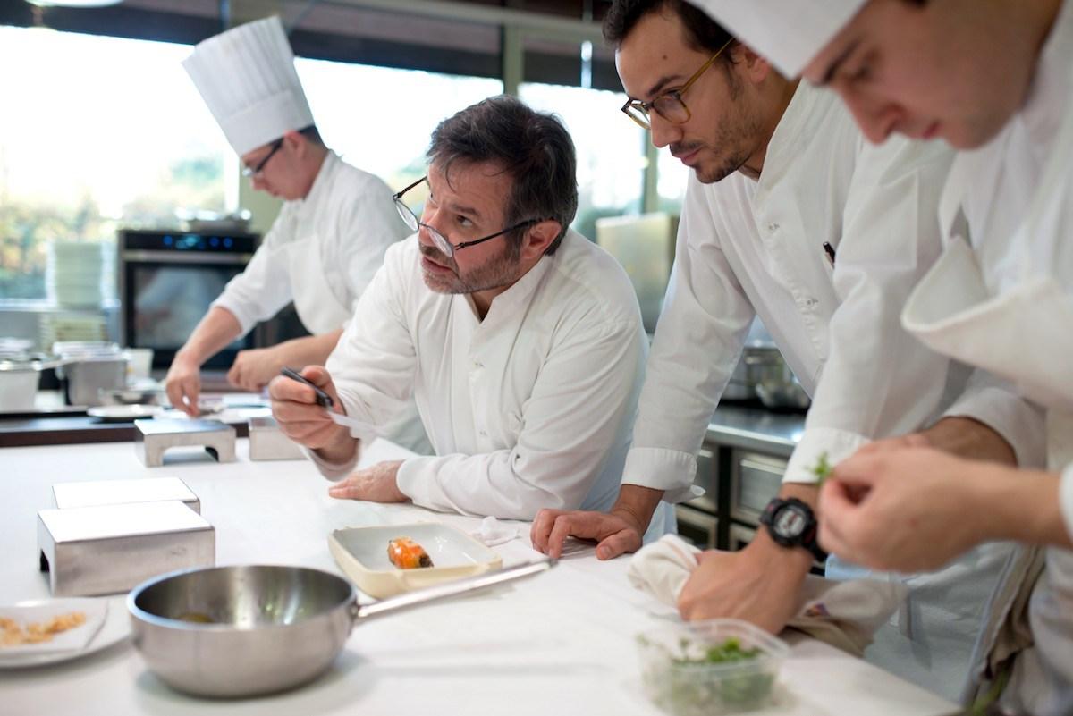 Chef's Table: France, 2 de setembro