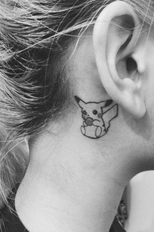 1. Pikachu