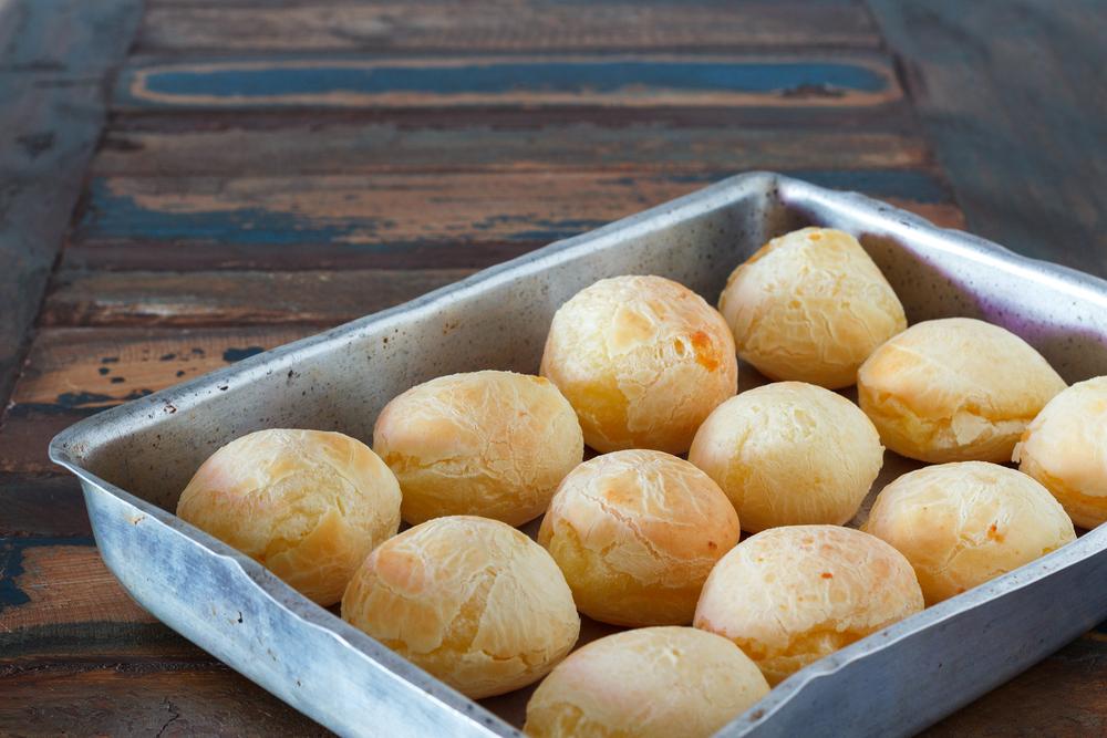 Pão de Queijo (BRASIL)