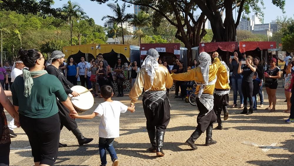 Viagens: Festival Árabe - Centro