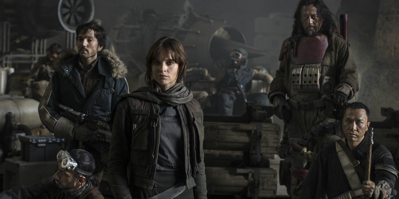 Resultado de imagem para Rogue One: Uma História Star Wars