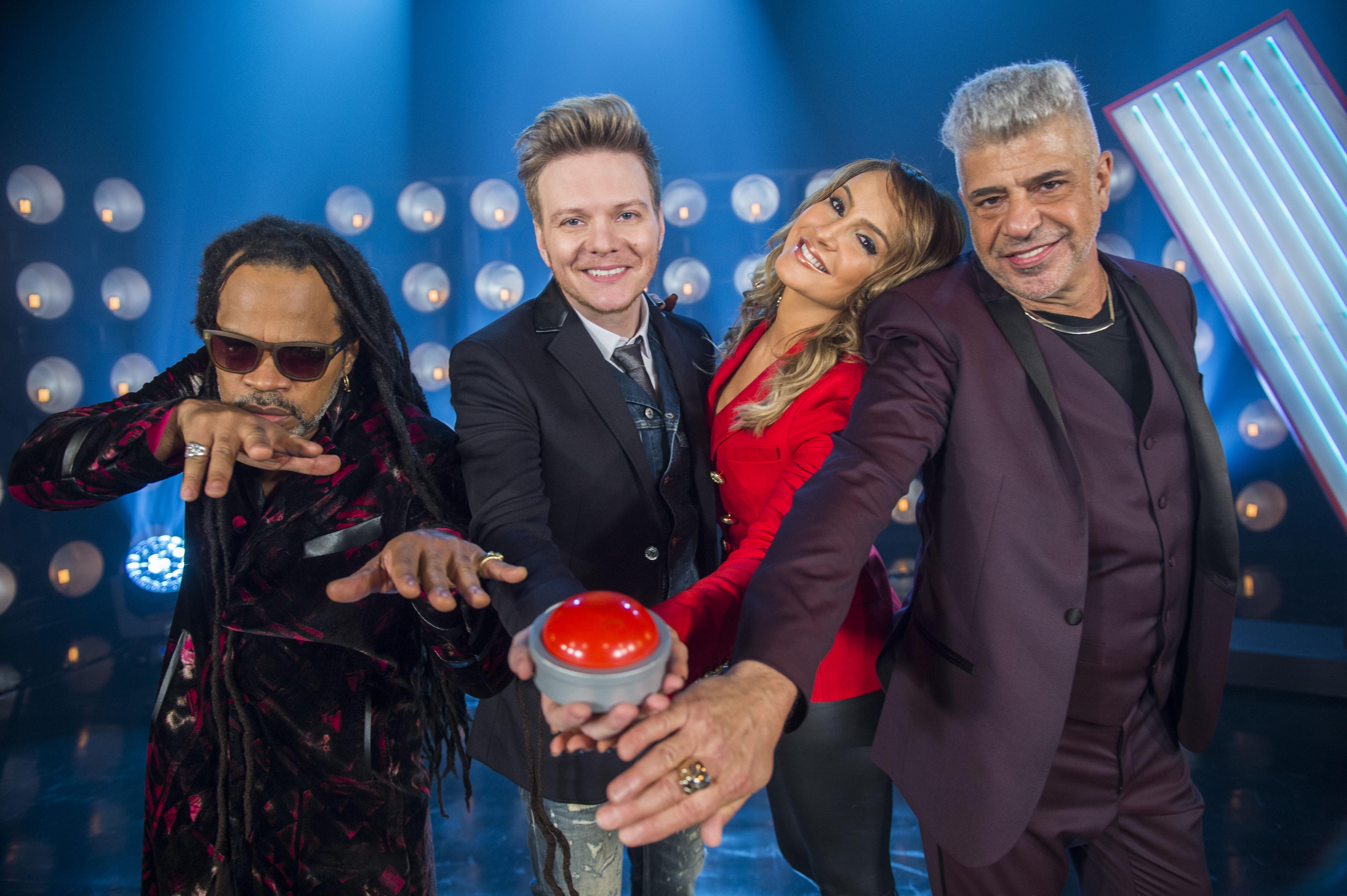 Reality shows: 'The Voice Brasil 2016' estreia nesta quarta-feira, na Rede Globo