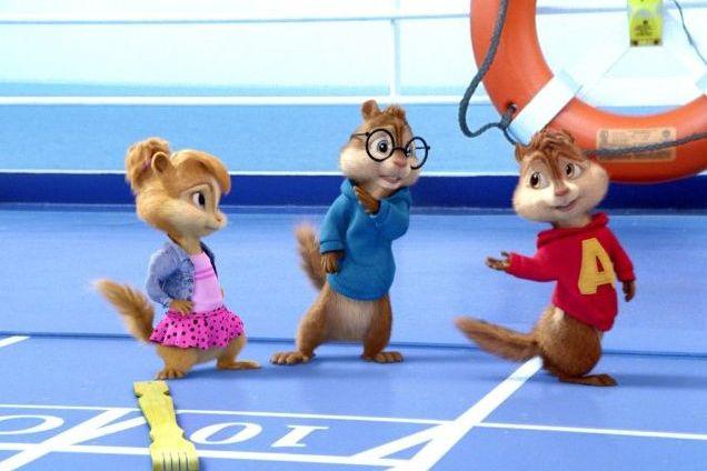 Alvin e os Esquilos Na Estrada Dublado Bluray 720p /