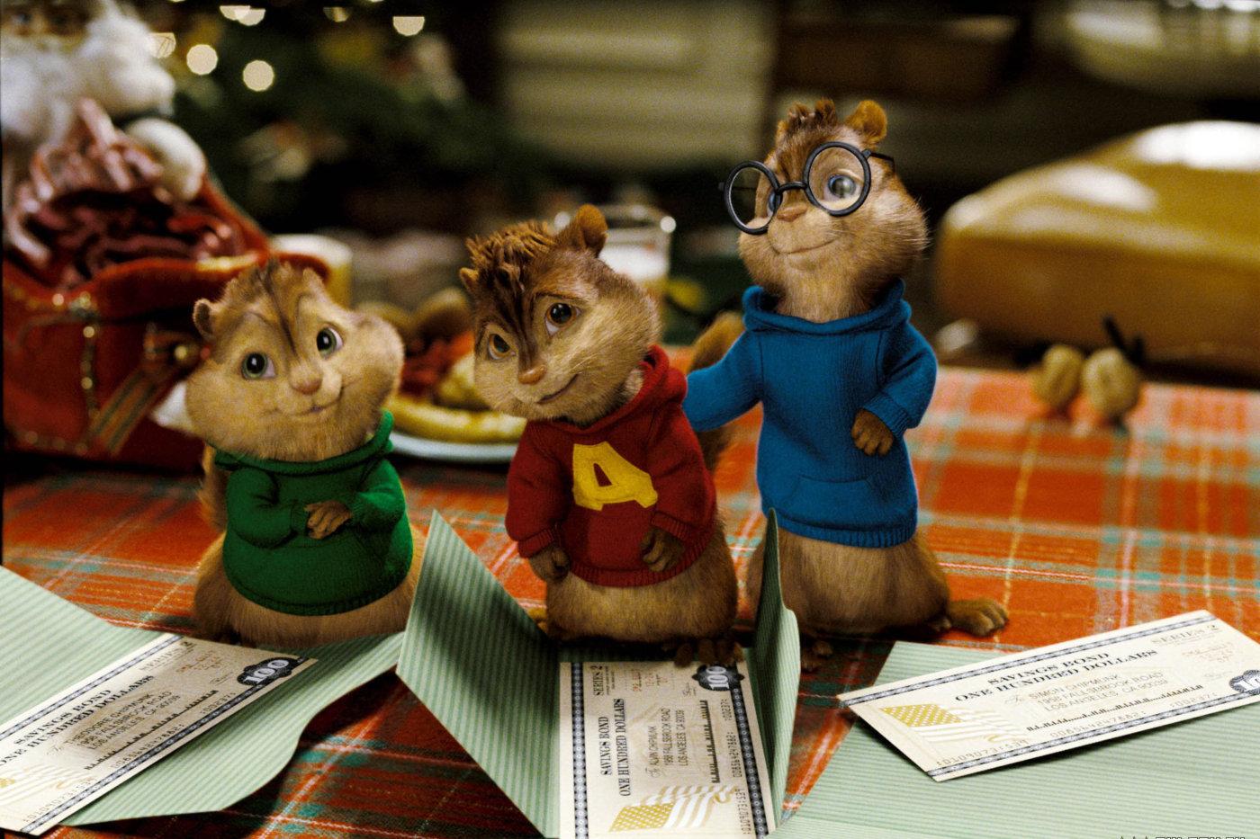 Alvin e os Esquilos Wikipédia, a enciclopédia livre