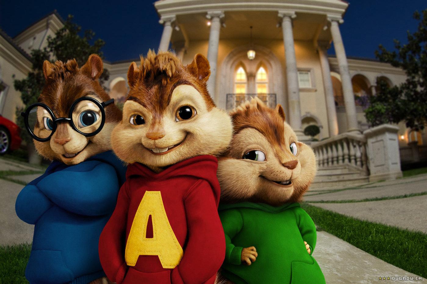 Alvin e os Esquilos - YouTube