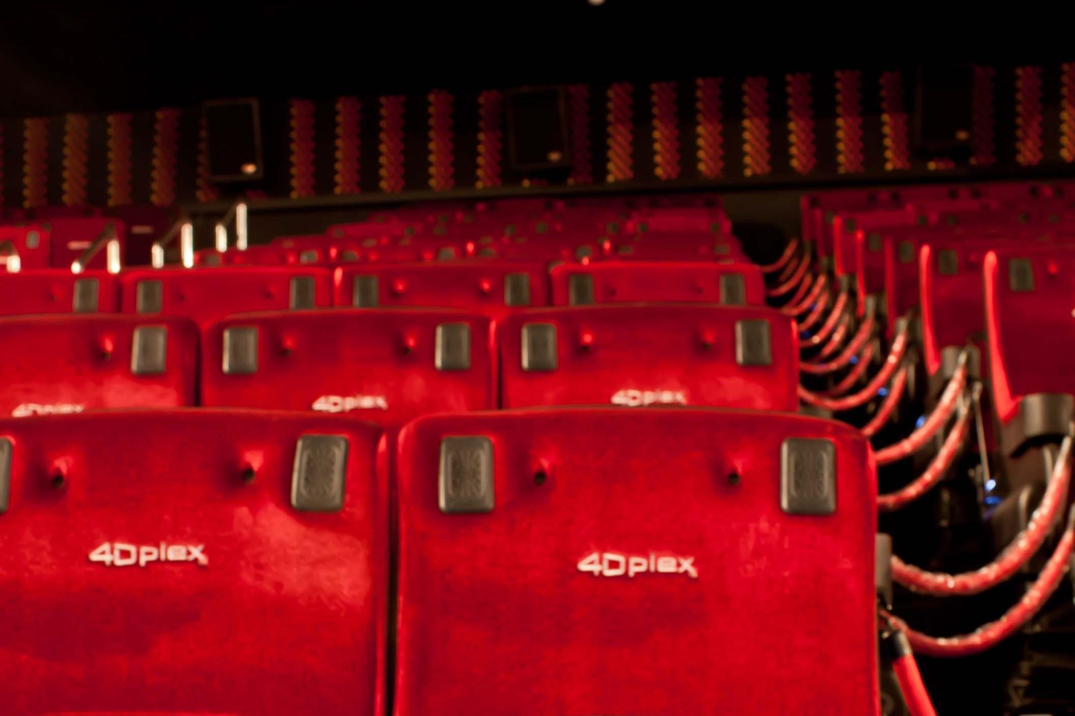 Cinema cin polis jk iguatemi s o paulo guia da semana for Sala 4d cinepolis