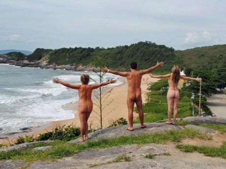 Nudistas naturistas fotos fotos