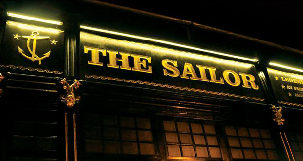 st patrick`s day 2014 no The Sailor