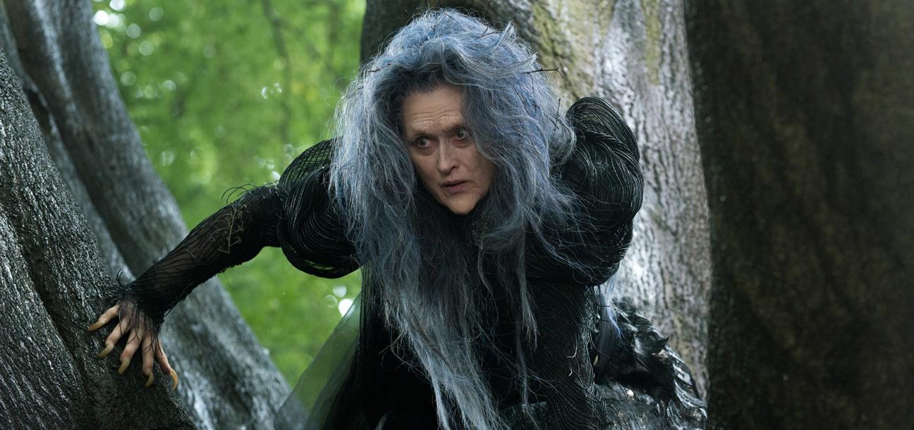 Meryl Streep em Into the Woods
