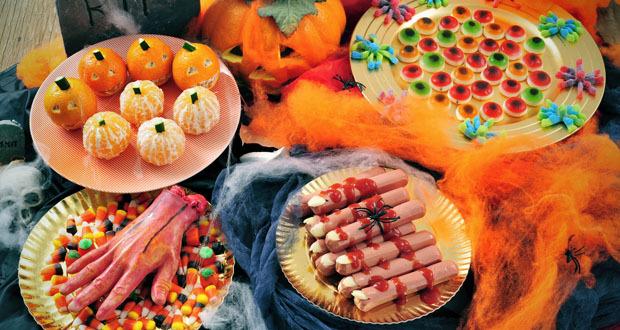 comidas de halloween 10 receitas de arrepiar : 7 receitas de sobremesas para festa de Halloween - Guia da ...